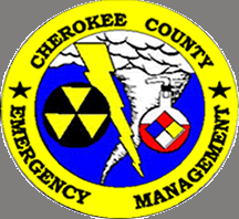 Cherokee County Emergency Management logo